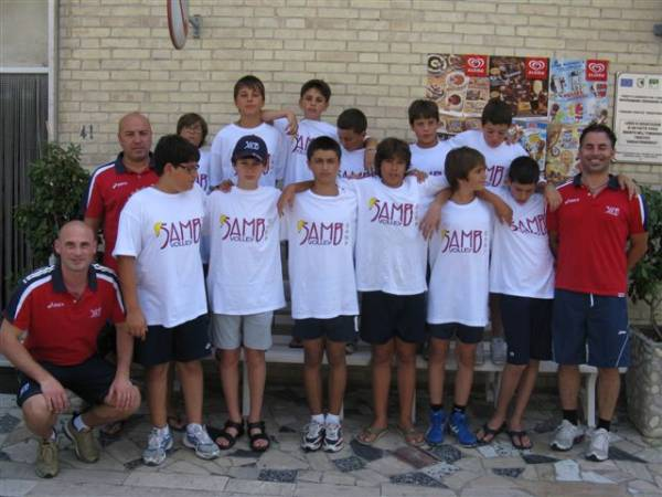 Samb Volley Camp 2009