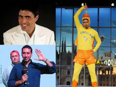 Moreno Morello, Fabio & Mingo e Capitan Ventosa nella giuria della XXV edizione del Cabaret, amoremio!