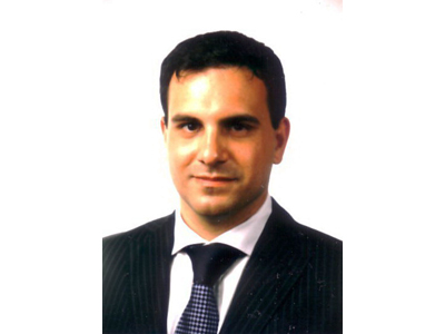 Il segretario dell'Udc di Martinsicuro Concetto di Francesco