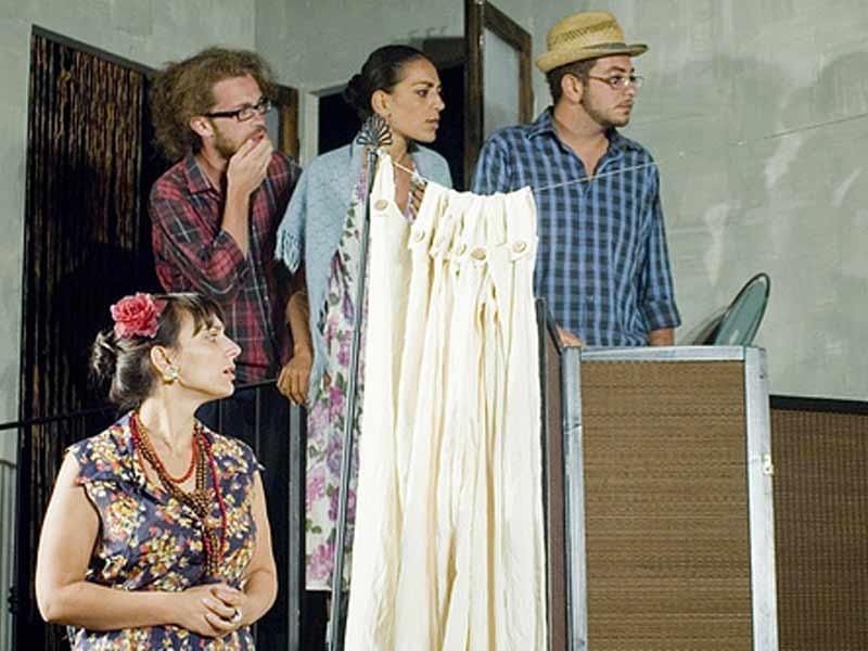 La compagnia teatrale Il Torrione