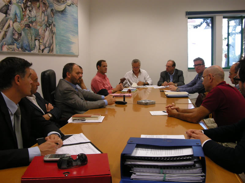 Incontro tra il Comune di San Benedetto, Ciip e Ato