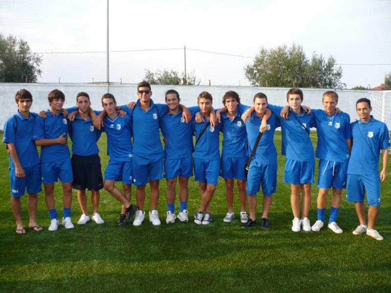 Giovani del Martinsicuro calcio