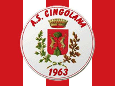 Lo stemma dell'As Cingolana