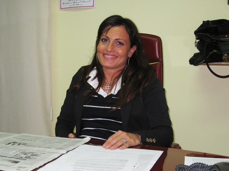 Il direttore generale del Comune di Martinsicuro Giulia Colangelo