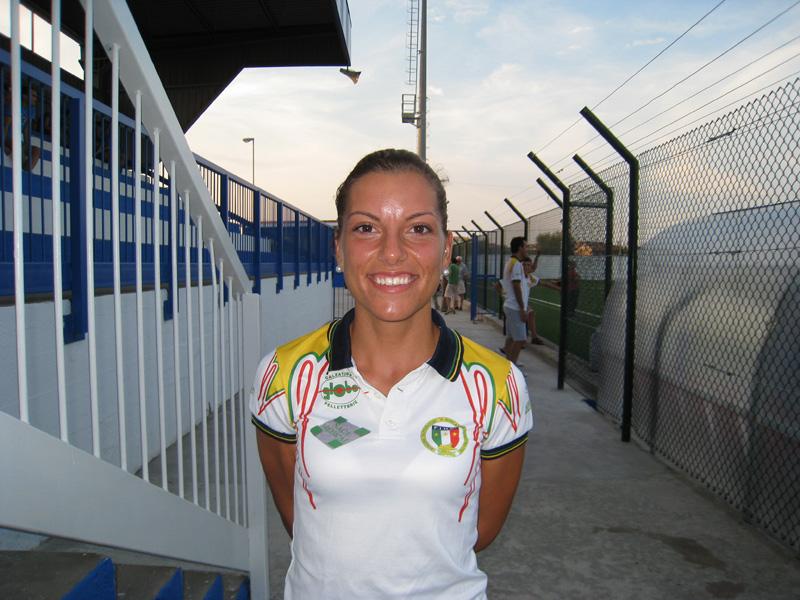 Simona Di Eugenio (foto d'archivio)