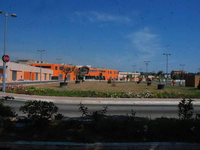 Il Centro commerciale direzionale