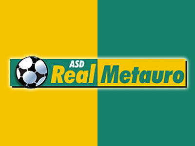 Il logo dell'Asd Real Metauro