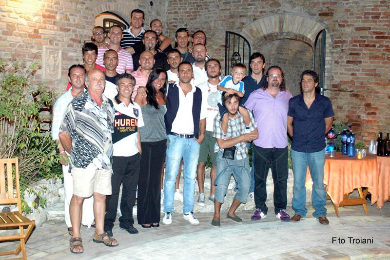 La squadra di Monteprandone