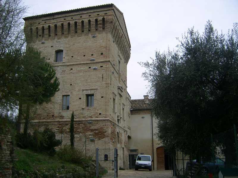 La Torre di Carlo V sede del Museo Archeologico di Martinsicuro