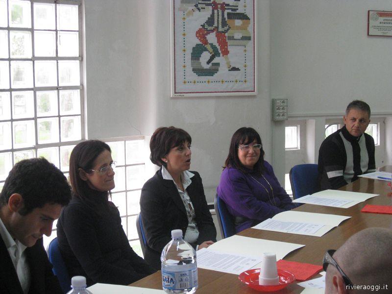 La direttrice Silvia Giorgi presenta il progetto Fish and Chips