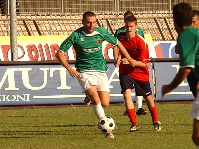 Pasquale Rulli in azione