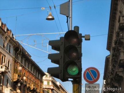 Un semaforo per non vedenti