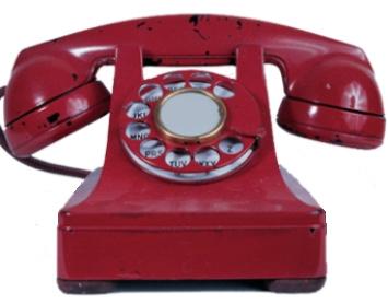 Un telefono