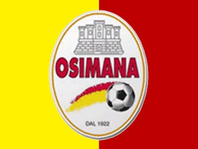 Lo stemma dell'Osimana
