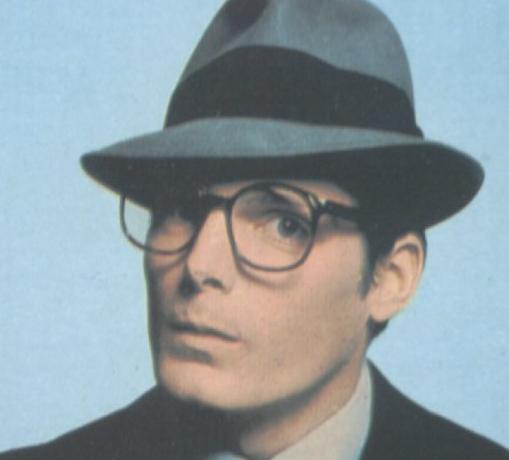 L''indimenticabile Christopher Reeve nei panni di Clark Kent