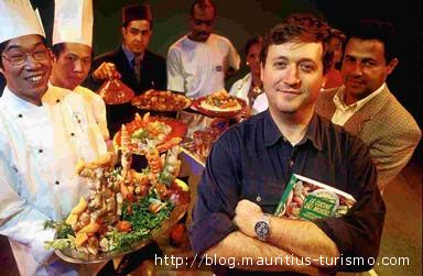 Vittorio Castellani, in arte Chef Kumalè