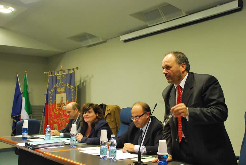 Consiglio Comunale di San Benedetto