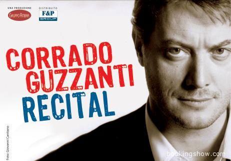 Recital di Corrado Guzzanti
