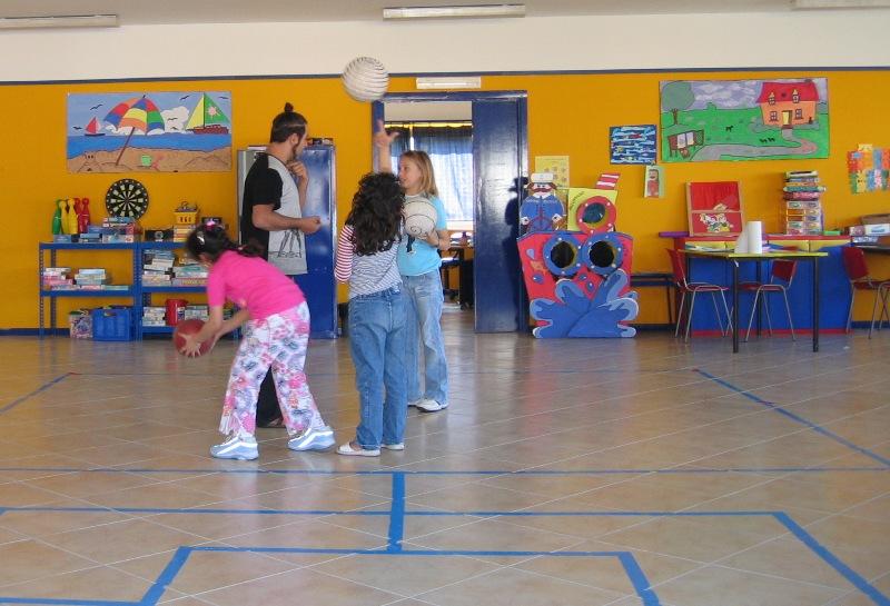 Uno spazio di socializzazione e creatività per bambini e ragazzi