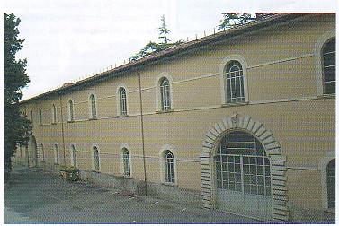 L'ex ospedale Mazzoni. I finanziamenti per il restauro sono fermi dal 2001