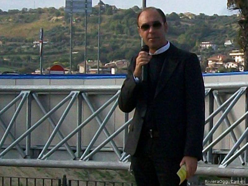 L'assessore regionale Sandro Donati