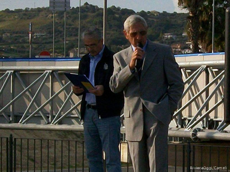 Camillo Ciancetta, consigliere della Federazione Ciclisti Italiani