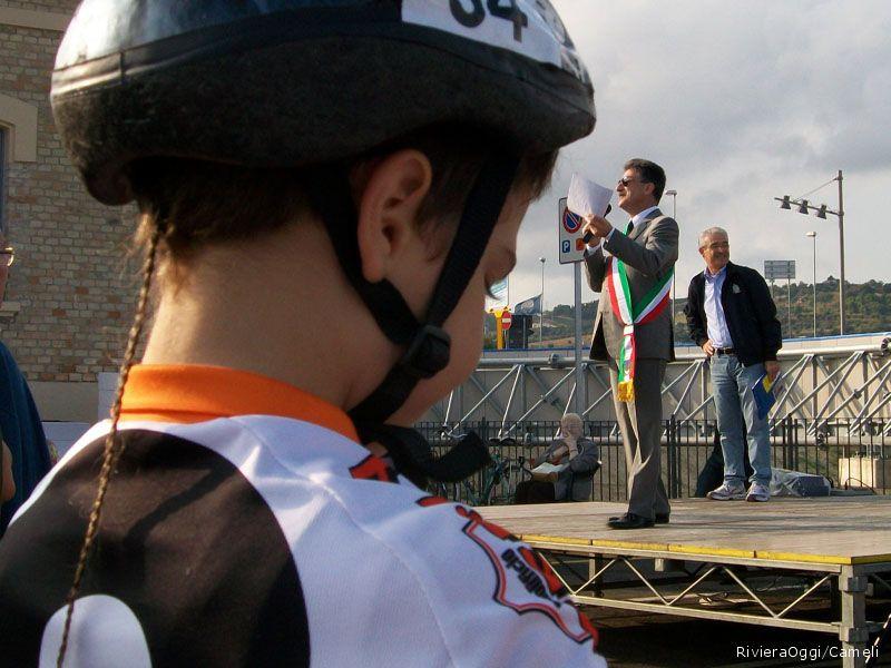 Inaugurato domenica 11 ottobre il Parco Ciclistico Daniela Calise