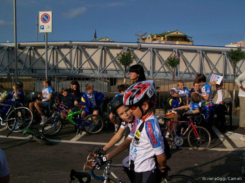 Le società ciclistiche intervenute