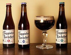 La birra trappista Rochefort 6 sarà servita nelle cene della Cucina dello Spirito