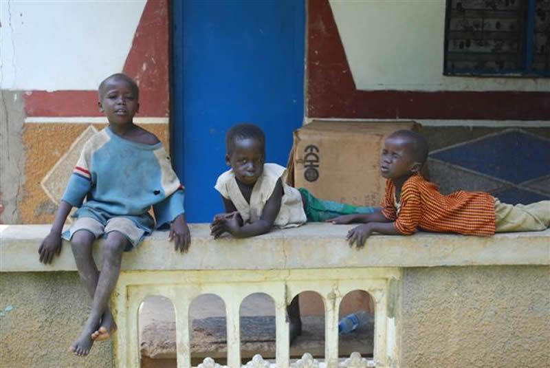 Mostra fotografica sul popolo degli Acholi