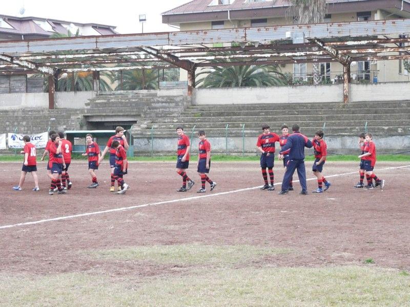 Esordio per la Rugby Samb under 14