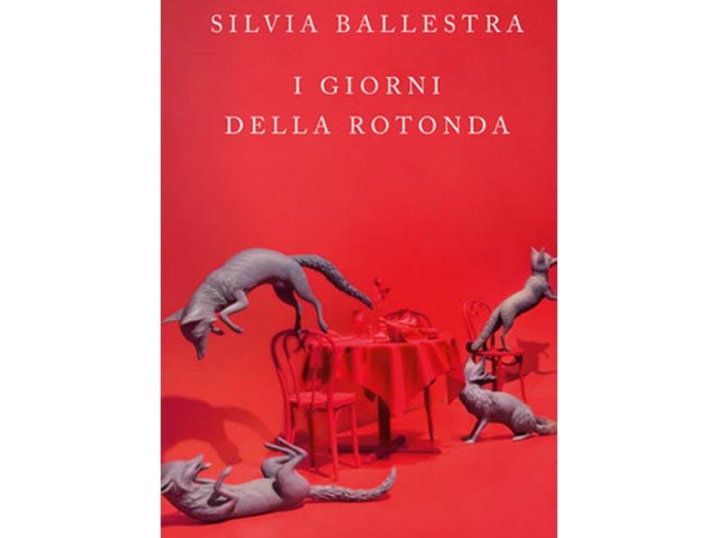La copertina del libro di Silvia Ballestra