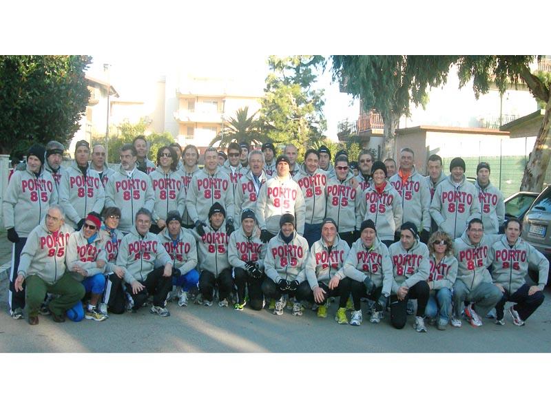 Il gruppo Porto 85 Polisportiva