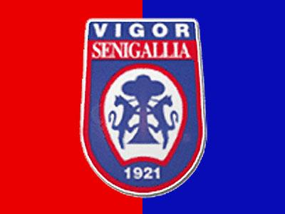 Lo stemma della Vigor Senigallia