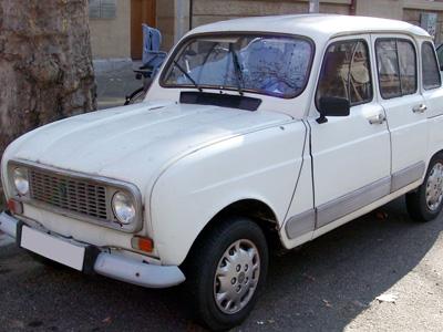 Una Renault 4