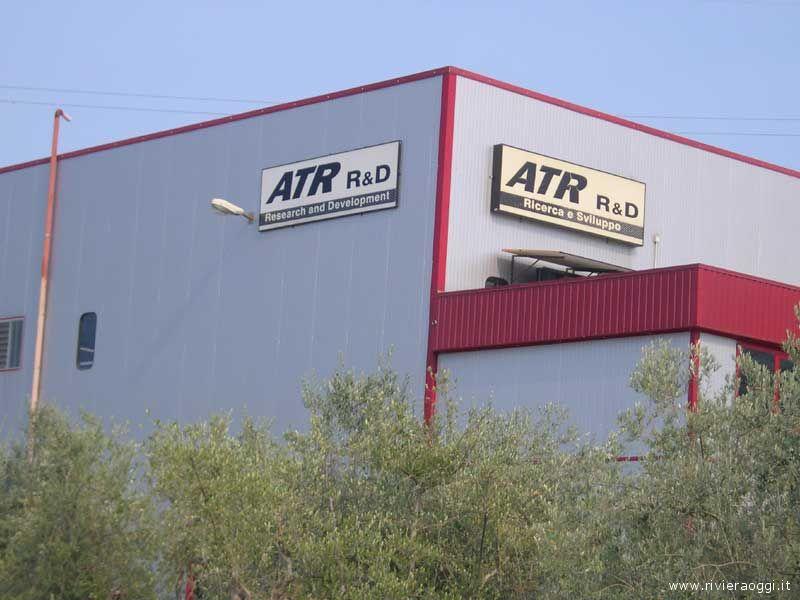 Uno degli stabilimenti del Gruppo Atr