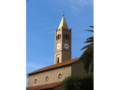 La Chiesa del Sacro Cuore a Martinsicuro