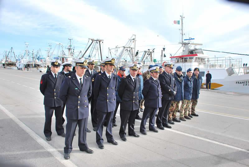 Commemorazione vittime del mare