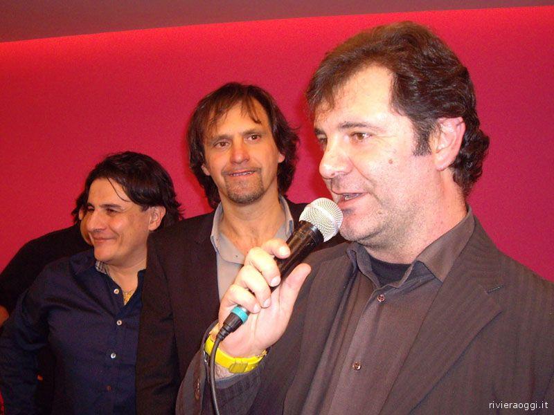 Sergio Spina, Pierluigi Tassotti e Giulio Spadoni