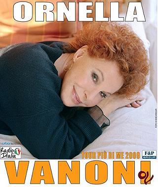 Ornella Vanoni, in concerto alVentidio il 15 dicembre