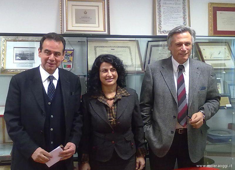Pietro Colonnella, Stefania Spacca, Paolo Perazzoli