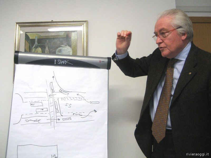 A Tommaso Caroselli Leali il progetto del Comune su via Pasubio non aggrada molto