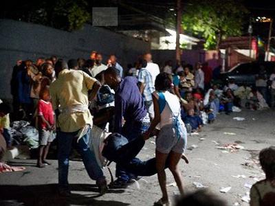 Situazione disperata ad Haiti