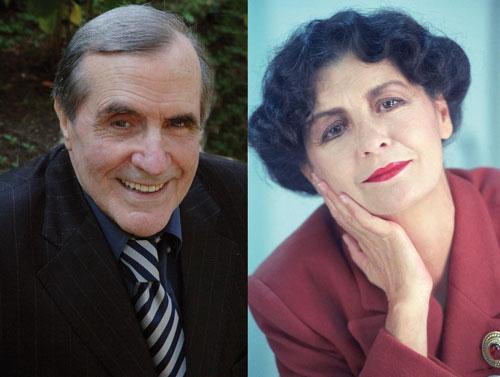 Serata a teatro con Carlo Giuffrè e Angela Pagano