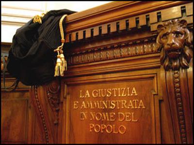 Un tribunale