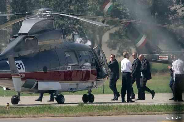 Era il 2007, l'allora Ministro della Giustizia Mastella si recò assieme al Ministro al Turismo Rutelli al Gran Premio di Monza con il volo di Stato: anche a causa delle forti polemiche Prodi ridusse la possibilità di usufruire degli