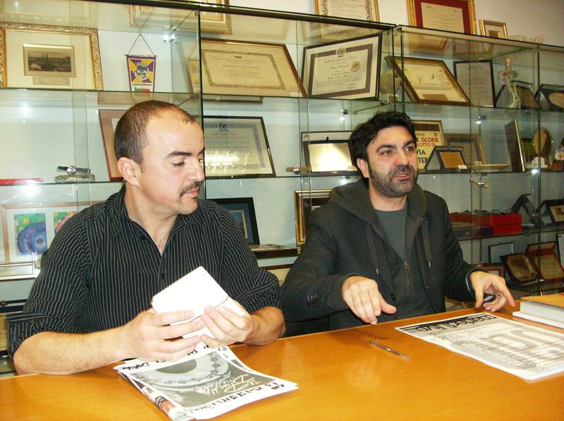 Natalino Capriotti e Paolo Forlì
