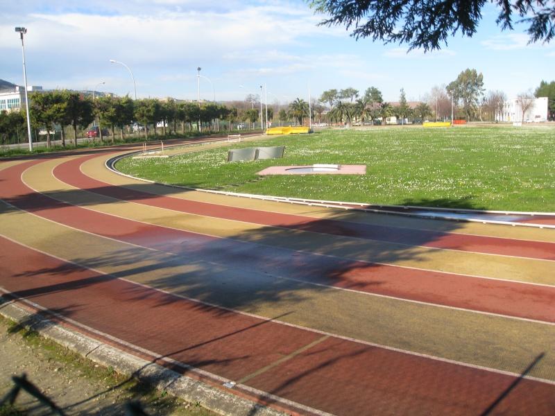 Il campo d'atletica di Ragnola