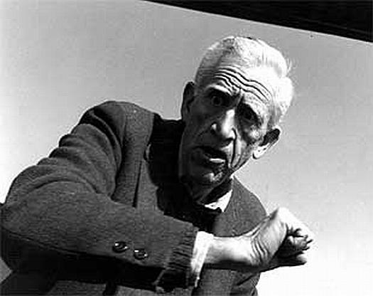 Una celebre (e rarissima) foto di Salinger mentre si scaglia contro un fotografo. Lo scrittore denunciava tutti coloro che invadevano la sua