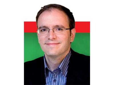 Il segretario provinciale del Pd Robert Verrocchio
